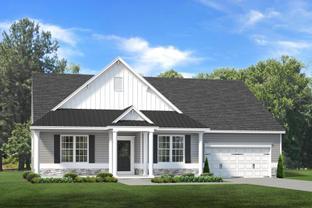 The Ocean View - Abbotts Pond: Greenwood, Delaware - Ashburn Homes