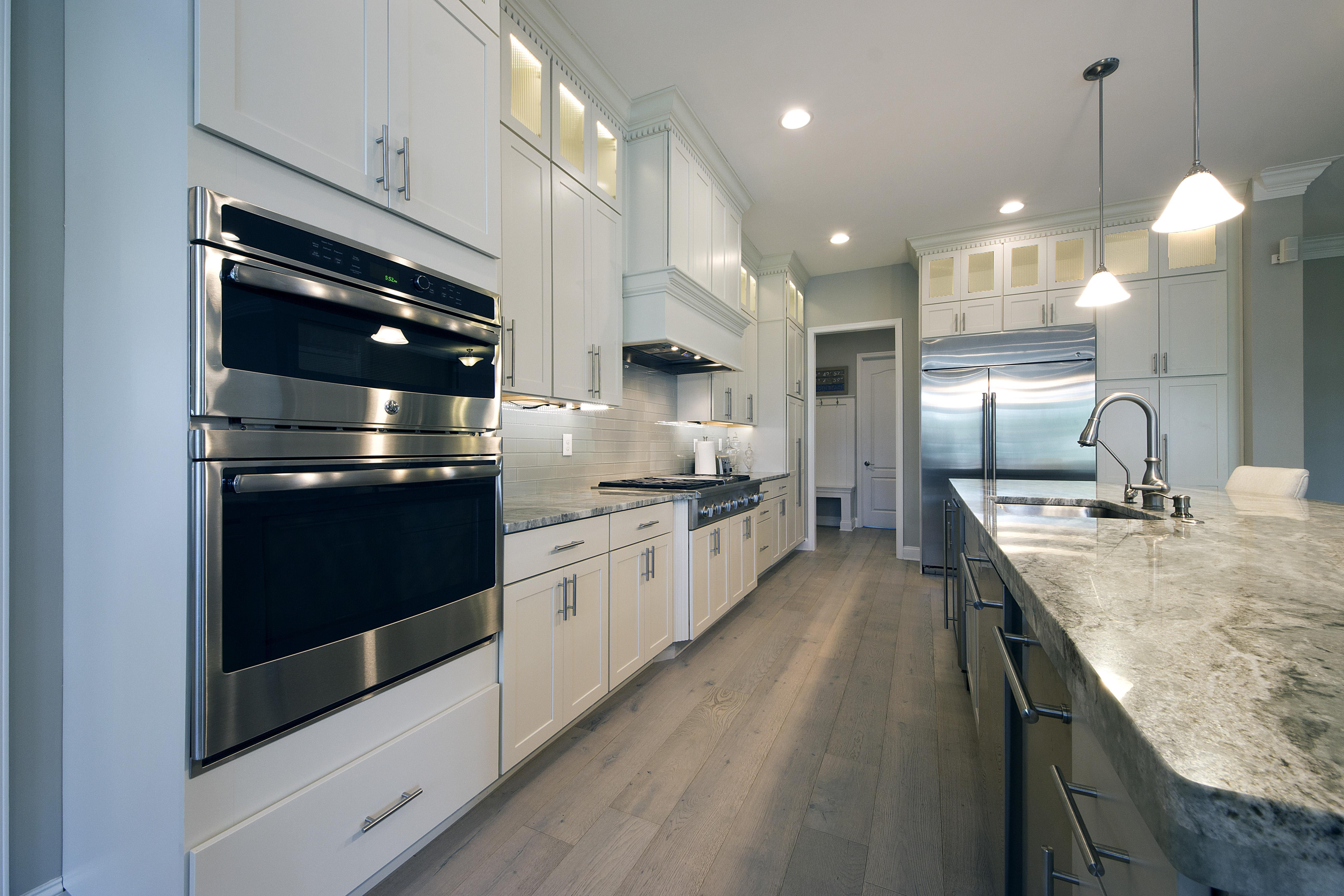 Kitchen featured in The Georgetown By Ashburn Homes in Dover, DE