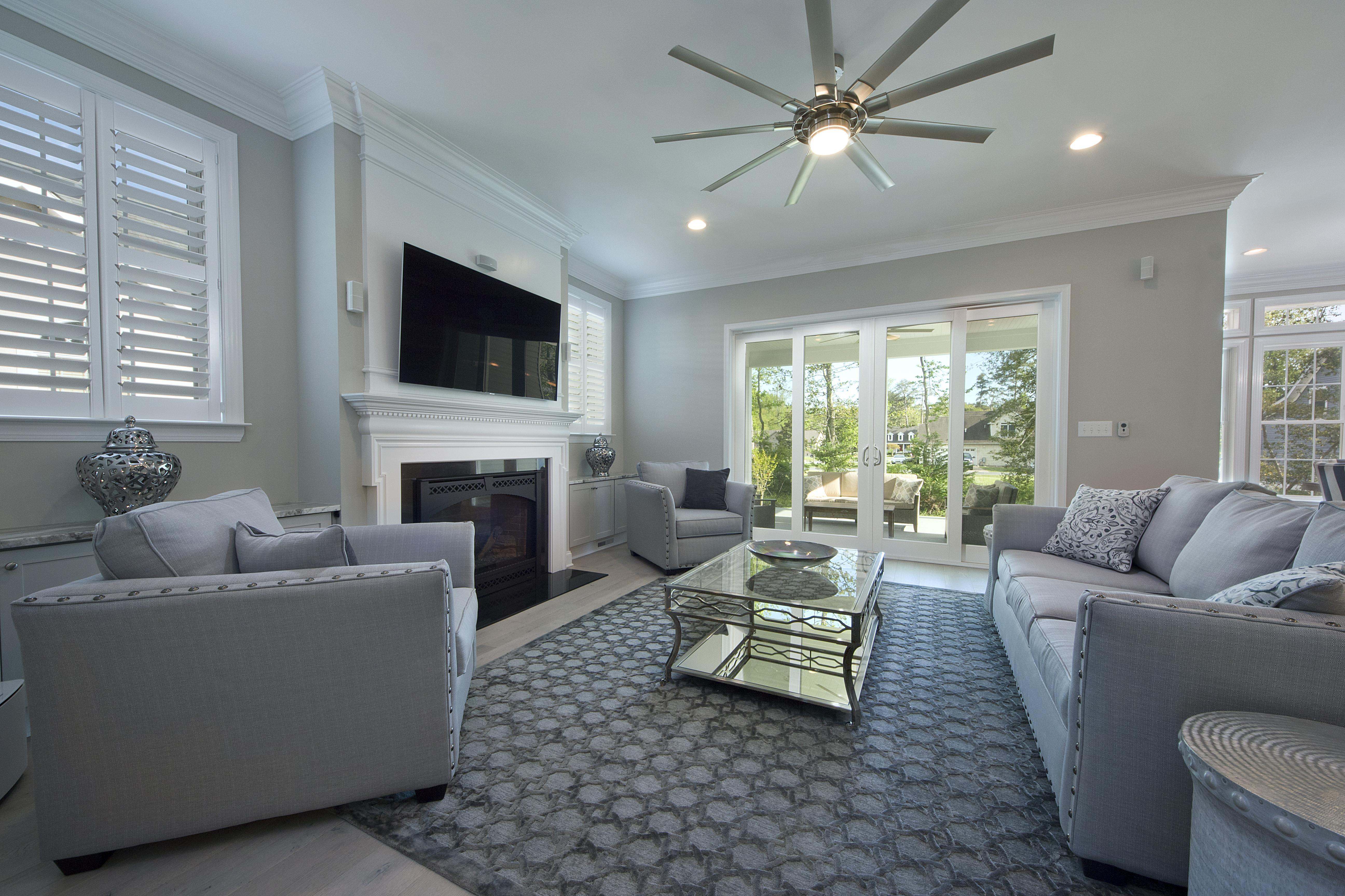 Living Area featured in The Georgetown By Ashburn Homes in Dover, DE