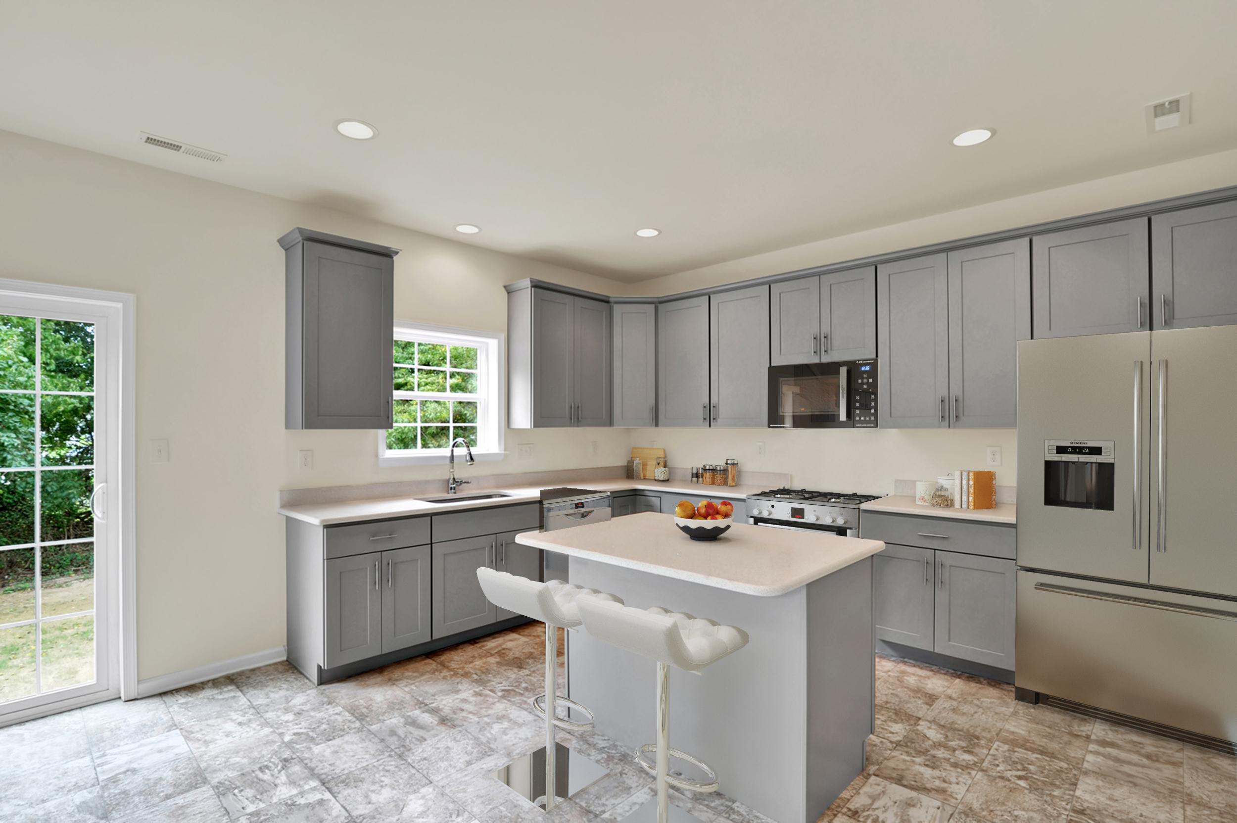 Kitchen featured in The Wyoming By Ashburn Homes in Dover, DE