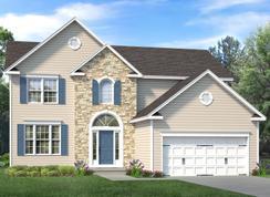 The Hampshire - Estates of Morris Mills: Georgetown, Delaware - Ashburn Homes