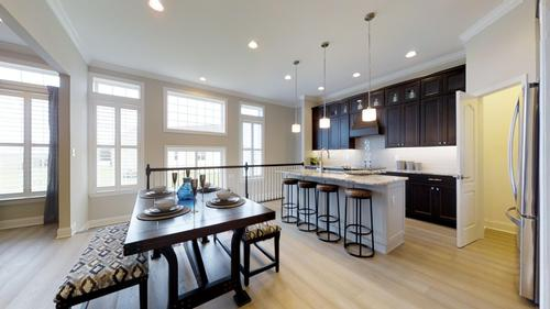 Kitchen-in-The Lewes-at-Fox Hollow-in-Magnolia