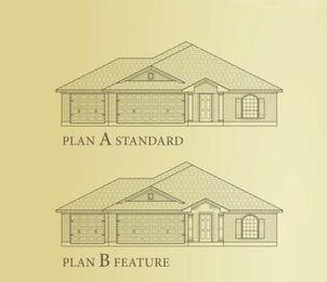 The San Bernard River Canyon Ridge Temple Texas Ashford Homes