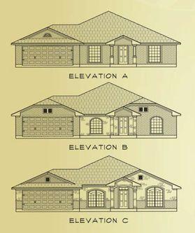 Sendero Estates By Ashford Homes In Killeen Texas