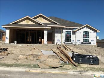 The Sims Creek Canyon Ridge Temple Texas Ashford Homes