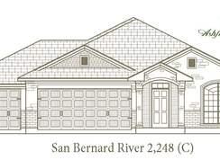 San Bernard River - Reserve at Pea Ridge: Temple (BISD): Temple, Texas - Ashford Homes
