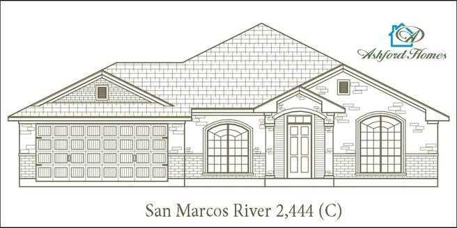 5203 Colina Dr (San Marcos River)