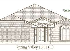 Spring Valley - Reserve at Pea Ridge: Temple (BISD): Temple, Texas - Ashford Homes