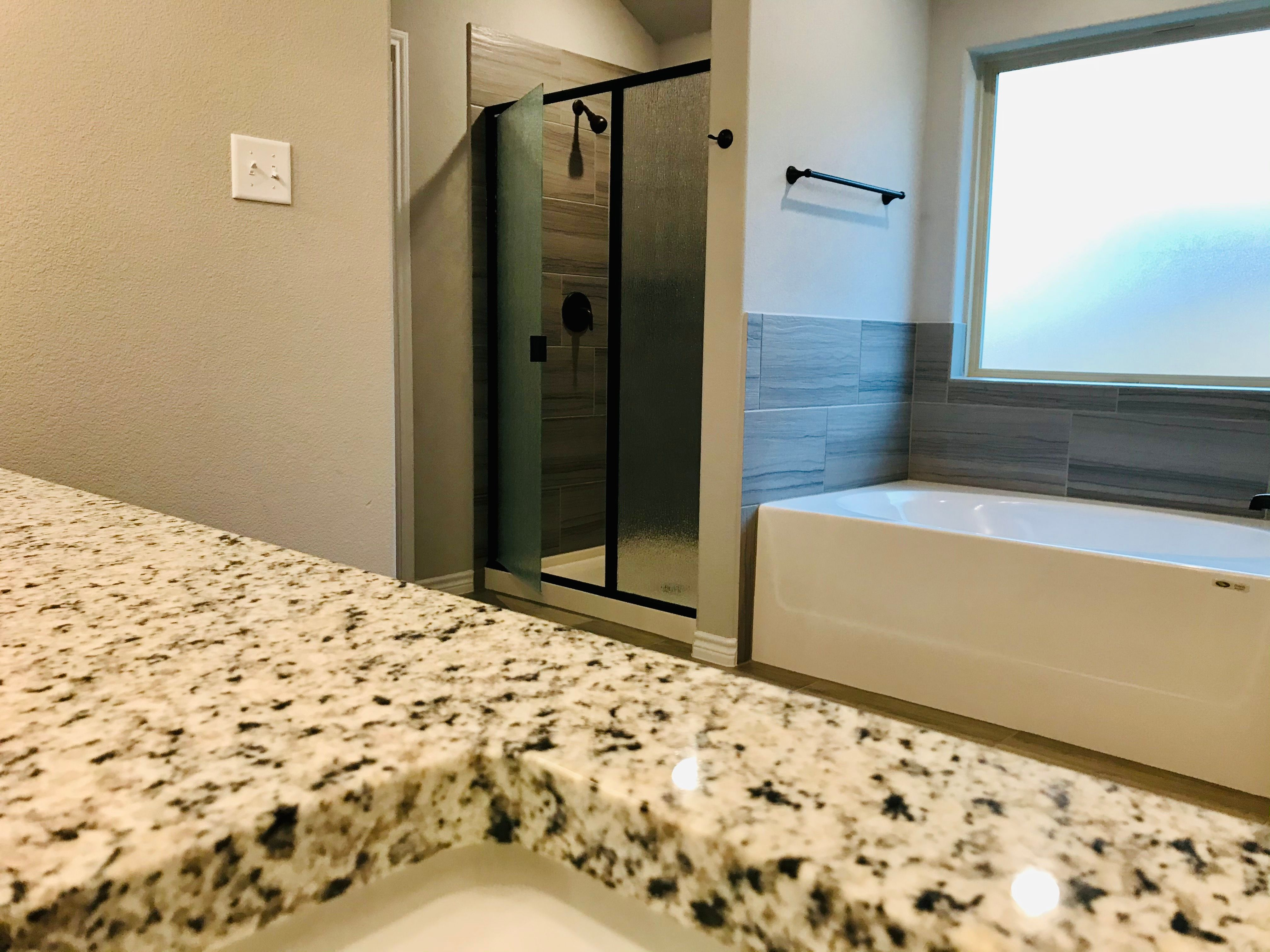 Bathroom featured in the San Bernard River By Ashford Homes in Killeen, TX