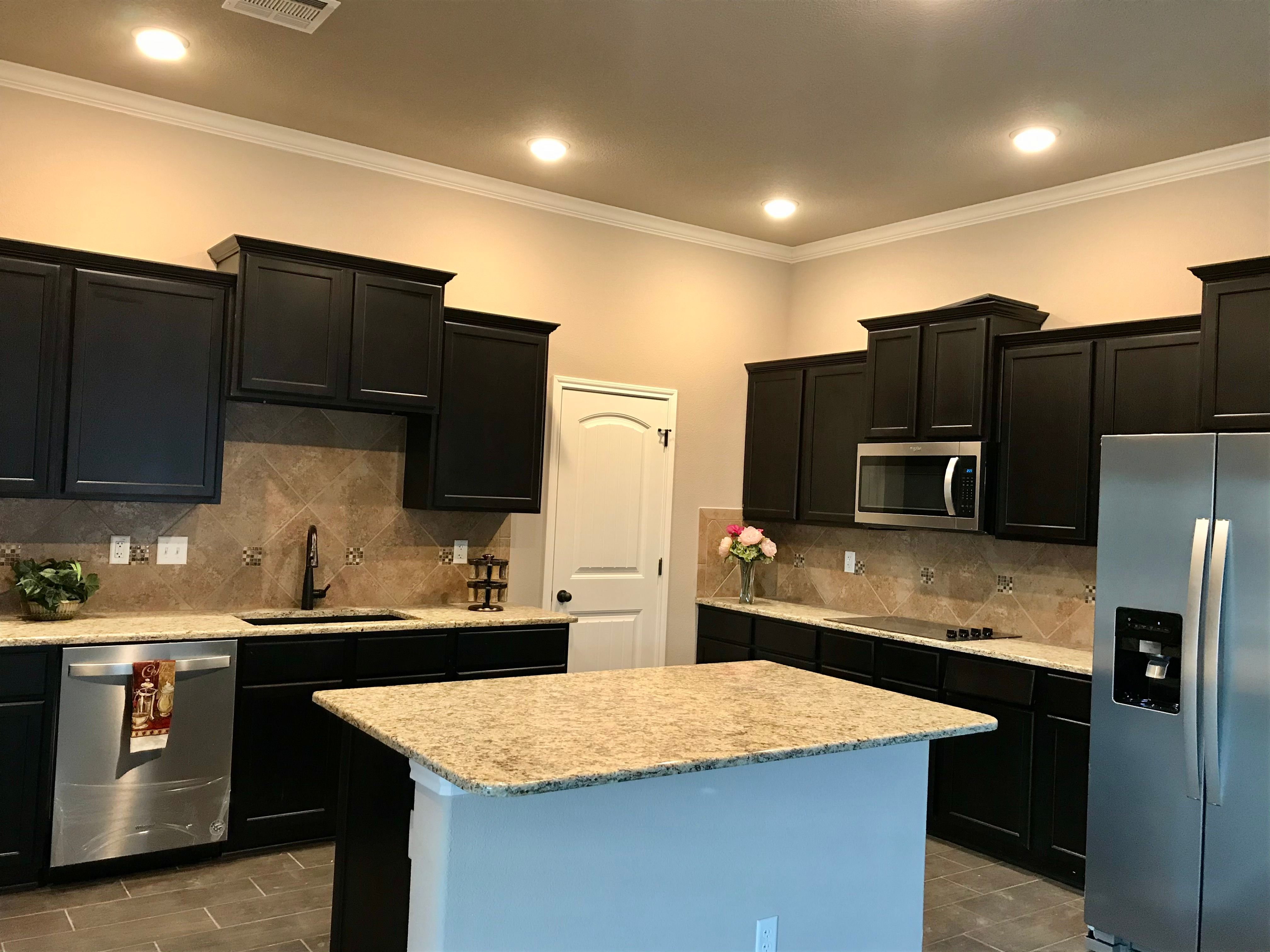 Kitchen featured in the Verde Creek By Ashford Homes in Killeen, TX