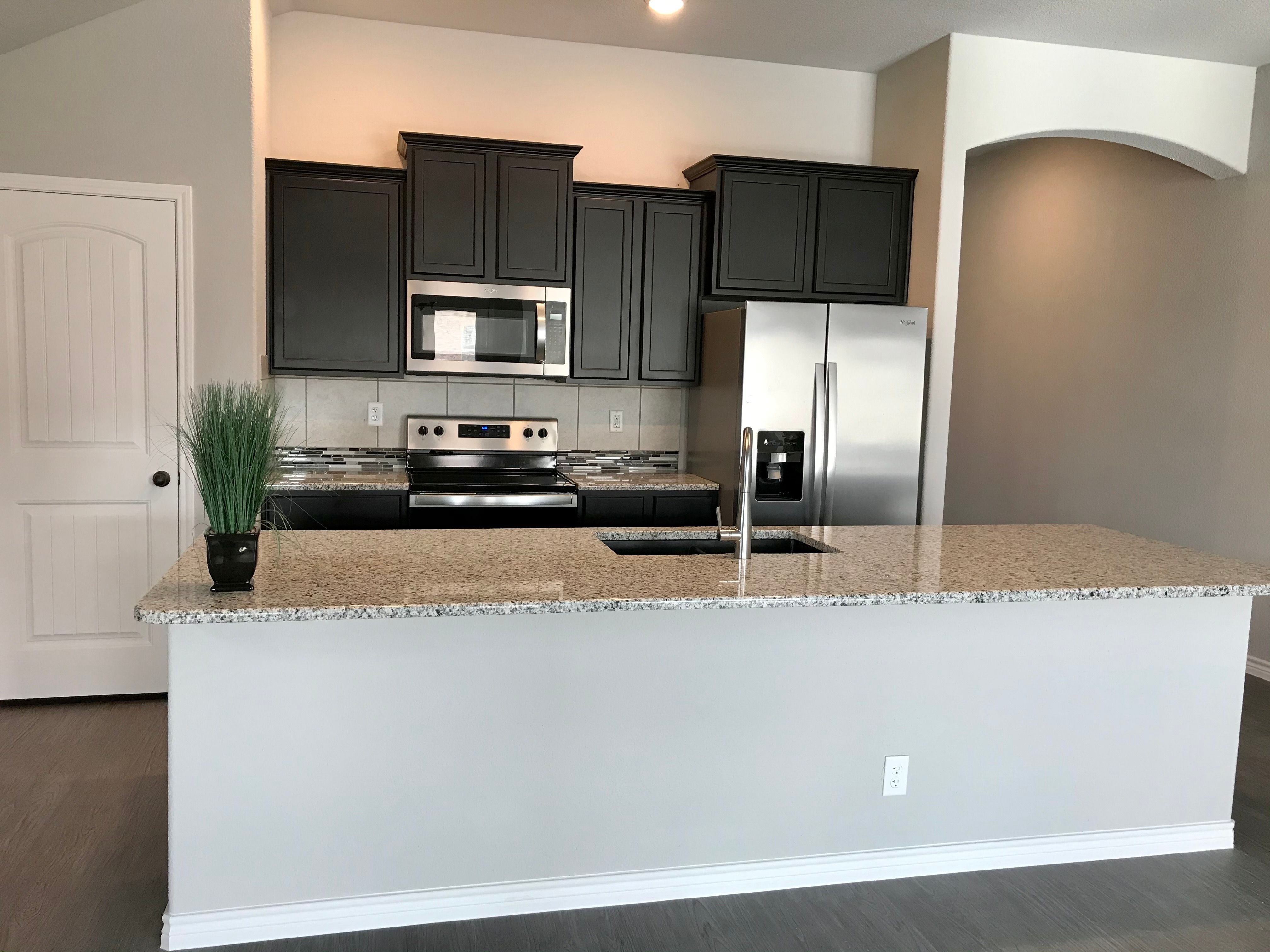 Kitchen featured in the Beals Creek By Ashford Homes in Killeen, TX