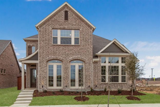 Exterior:Chaffee Home Plan by Ashton Woods