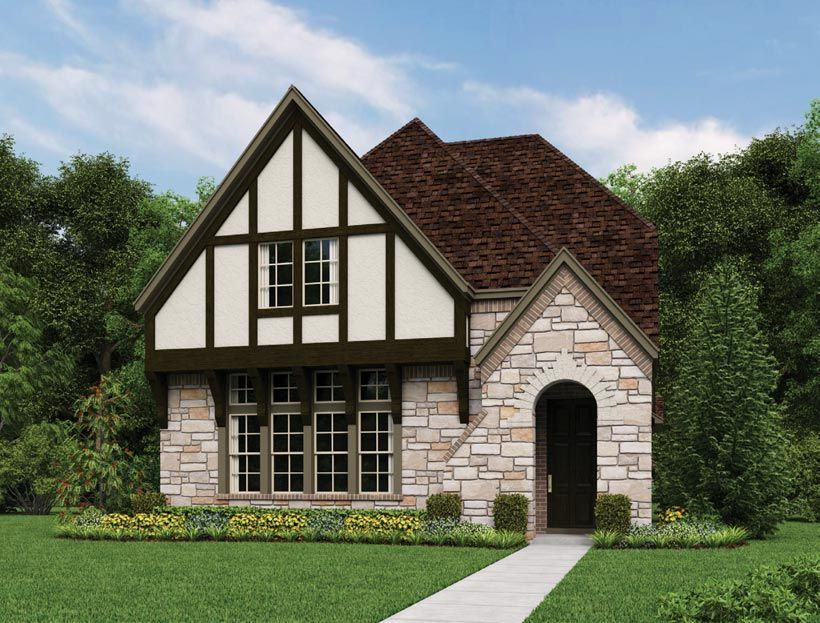 University Place In Dallas Tx New Homes Floor Plans By
