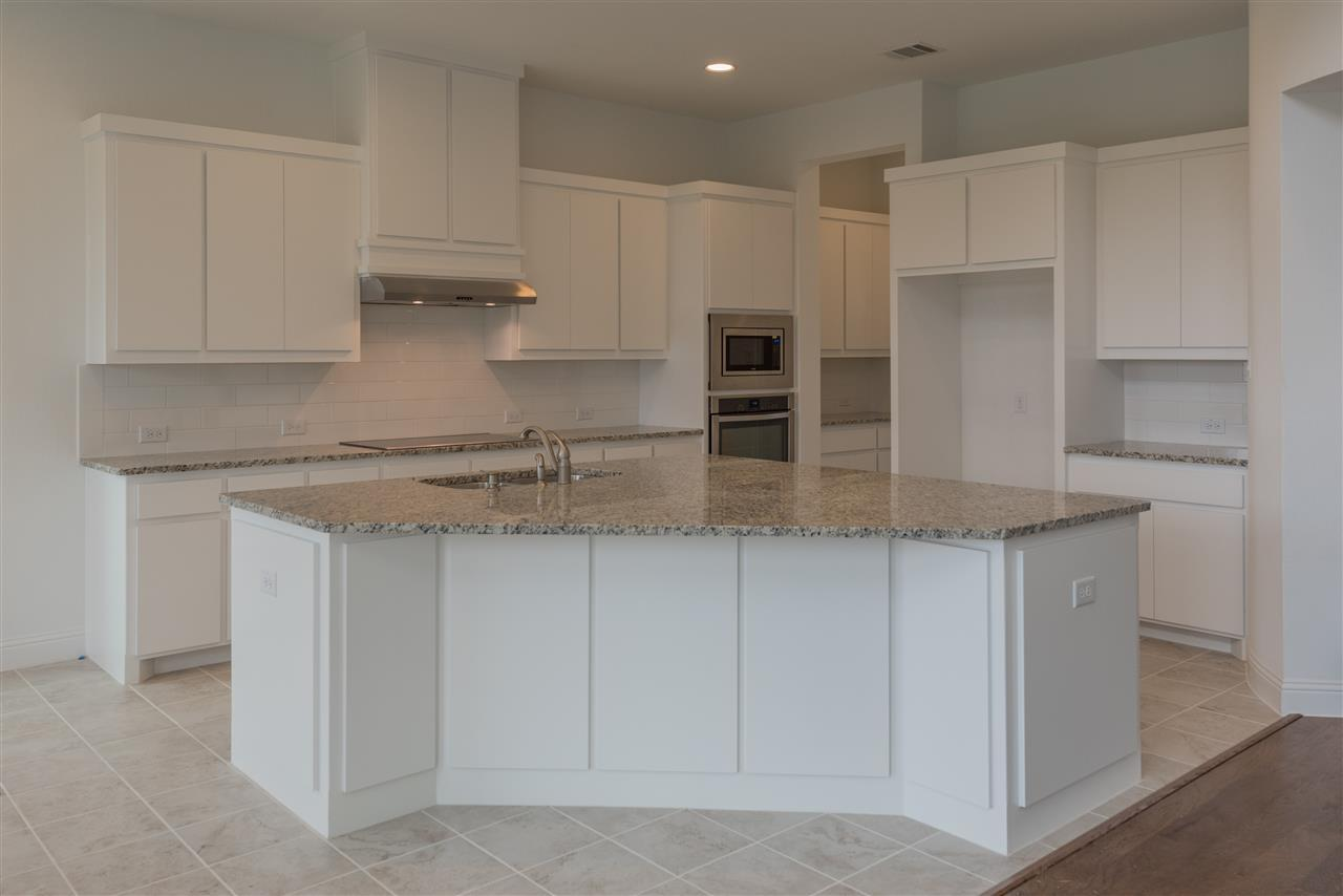 Kitchen-in-Kingston II-at-The Parks at Legacy-in-Prosper