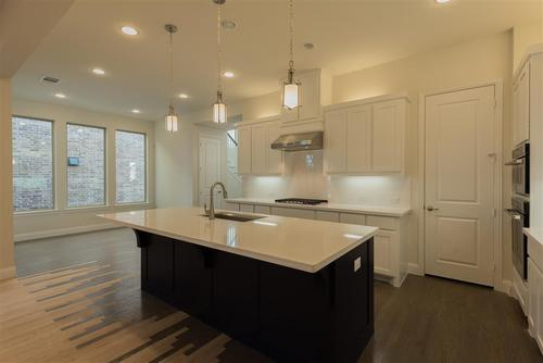Kitchen-in-Jamison-at-University Place-in-Dallas