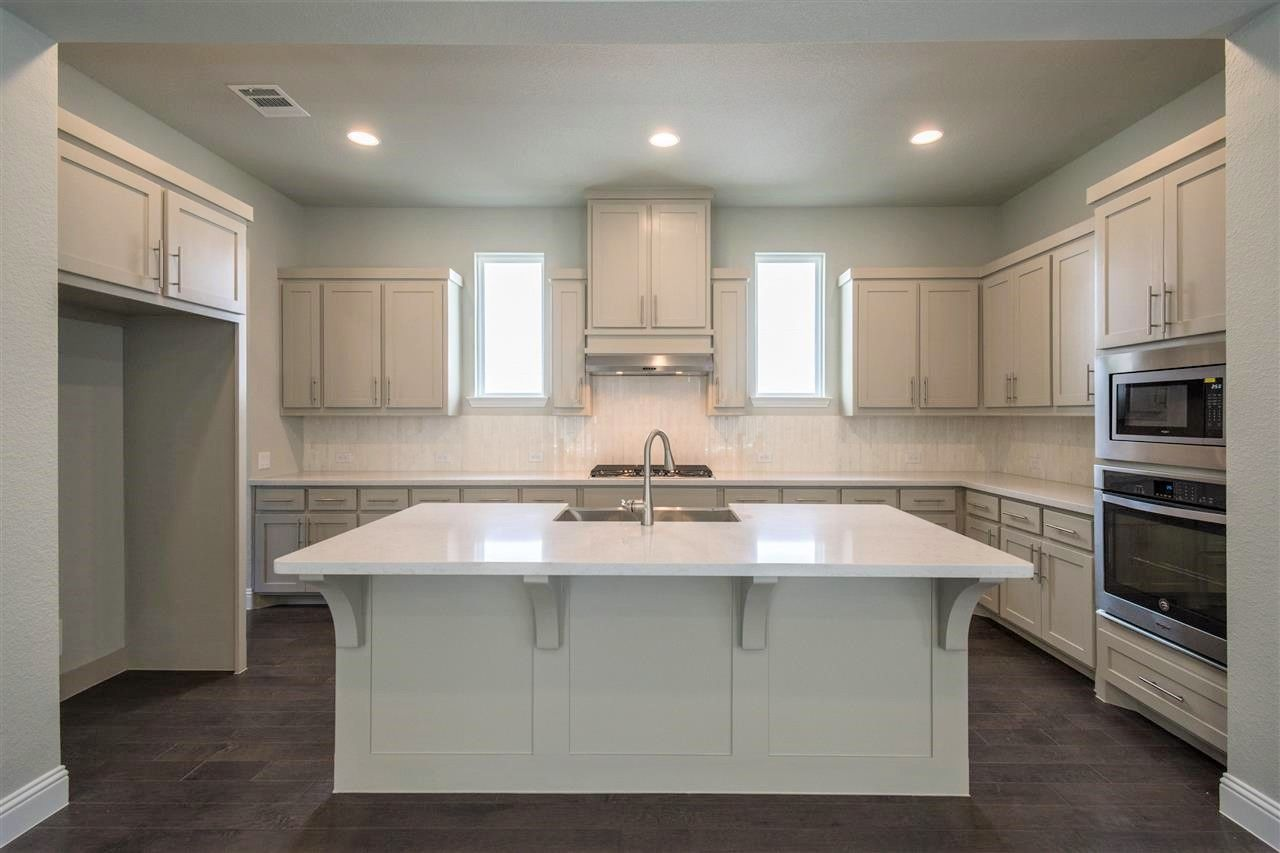 Kitchen-in-Whittier-at-University Place-in-Dallas