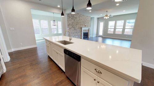 Kitchen-in-Waverly-at-University Place-in-Dallas