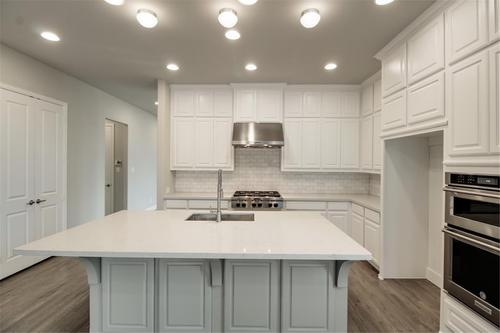 Kitchen-in-Turnberry-at-University Place-in-Dallas