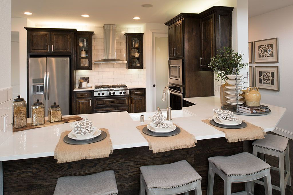Kitchen featured in the Bandera By Ashton Woods in Fort Worth, TX