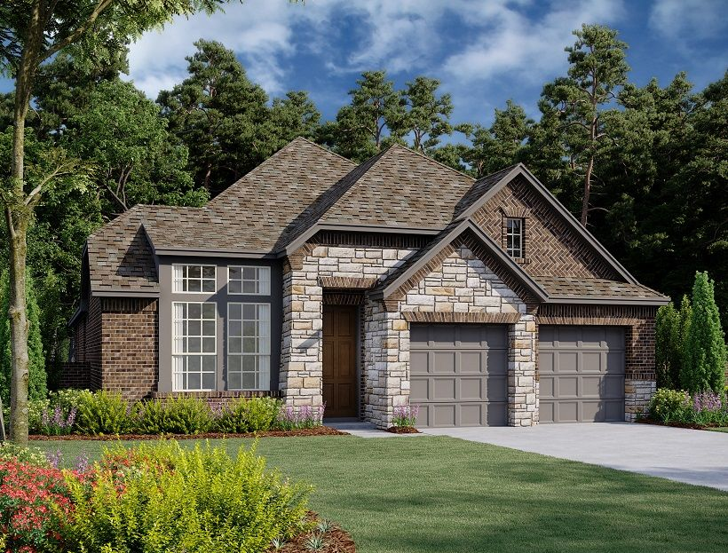 'Western Ridge' by Ashton Woods Homes-Dallas in Fort Worth
