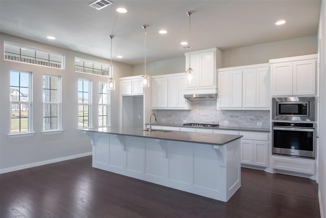 Kitchen featured in the Collins By Ashton Woods in Dallas, TX