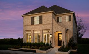 Southern Hills by Ashton Woods in Dallas Texas