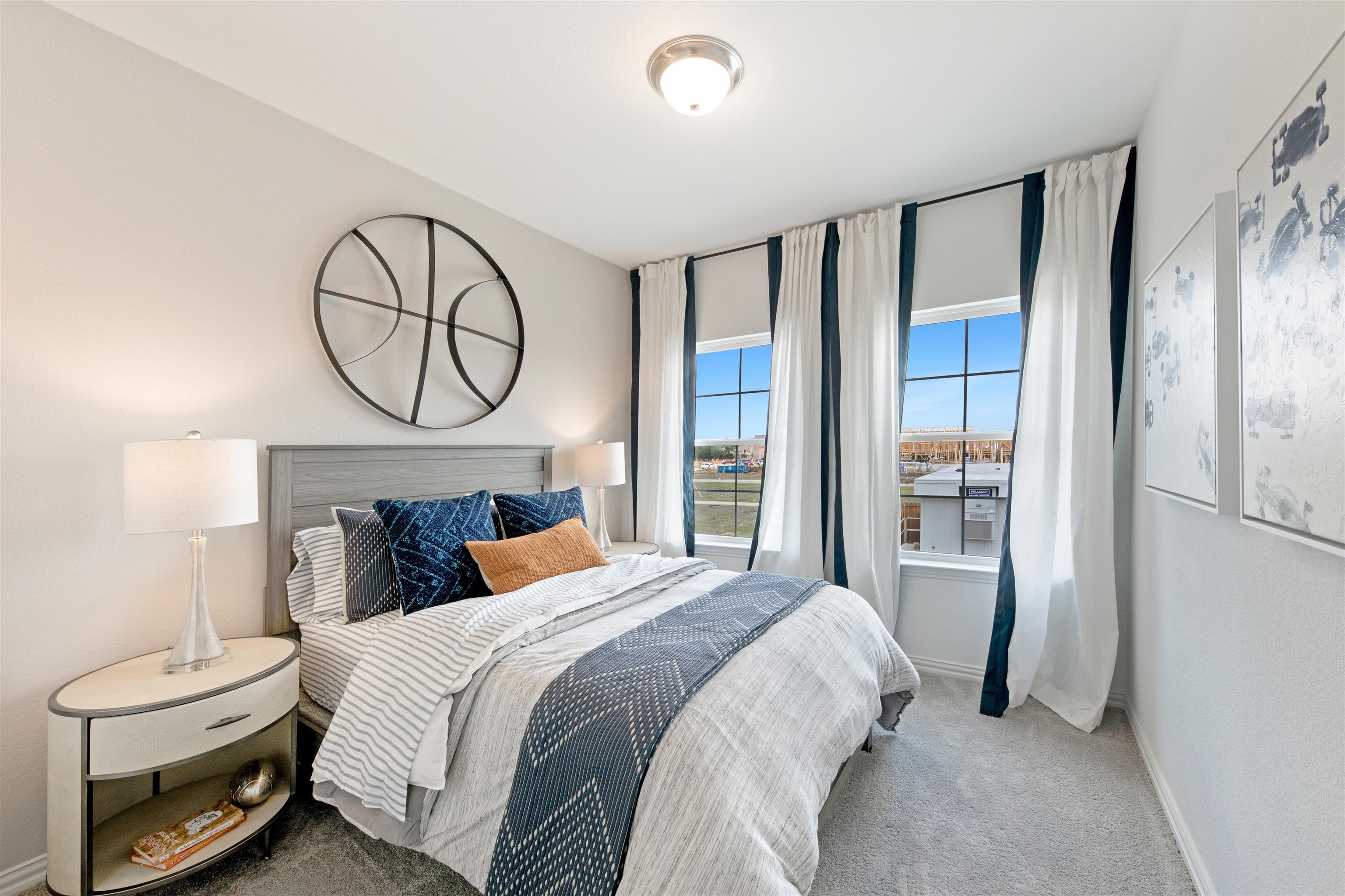 Bedroom featured in the Northwestern By Ashton Woods in Dallas, TX