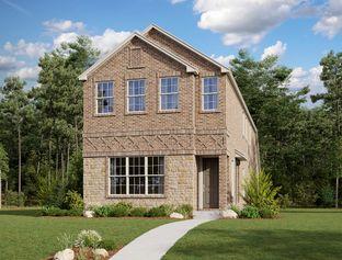 Big Spring - Urban Trails Cottages: North Richland Hills, Texas - Ashton Woods