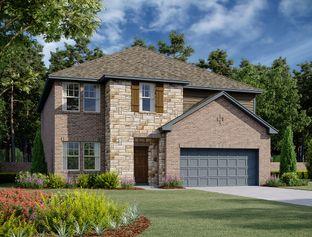 Caldwell - Monticello Park: Princeton, Texas - Ashton Woods
