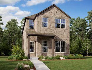 La Salle - Urban Trails Cottages: North Richland Hills, Texas - Ashton Woods