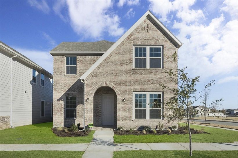 Exterior featured in the Jack By Ashton Woods in Dallas, TX