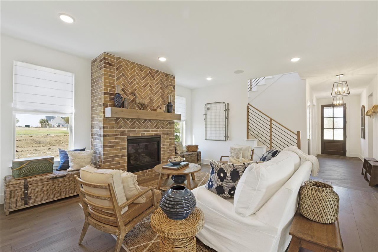 Living Area featured in the Jack By Ashton Woods in Dallas, TX