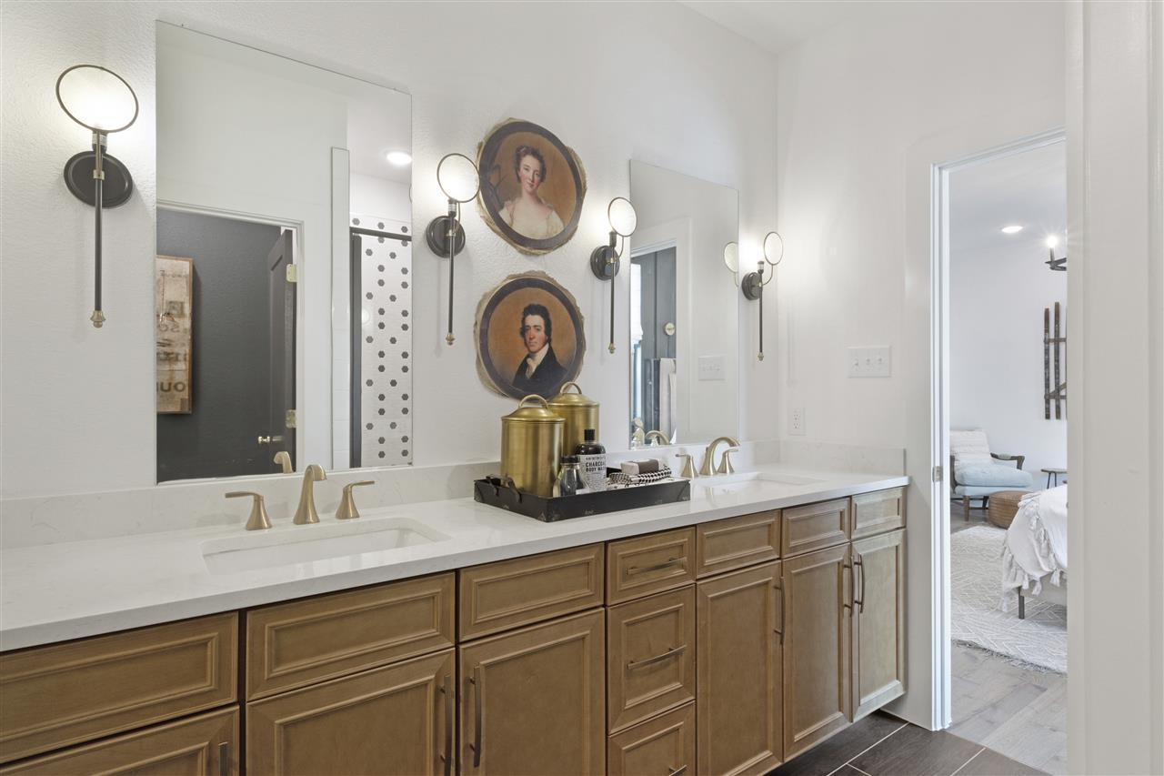Bathroom featured in the Jack By Ashton Woods in Dallas, TX