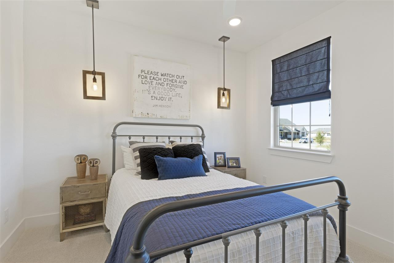 Bedroom featured in the Jack By Ashton Woods in Dallas, TX