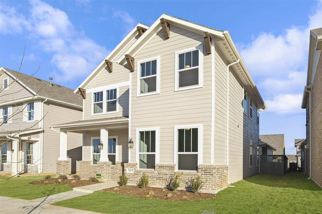 Exterior featured in the Northlake By Ashton Woods in Dallas, TX
