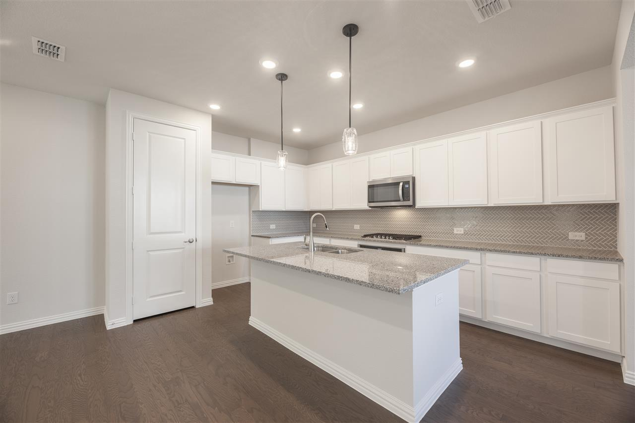 Kitchen featured in the Northlake By Ashton Woods in Dallas, TX