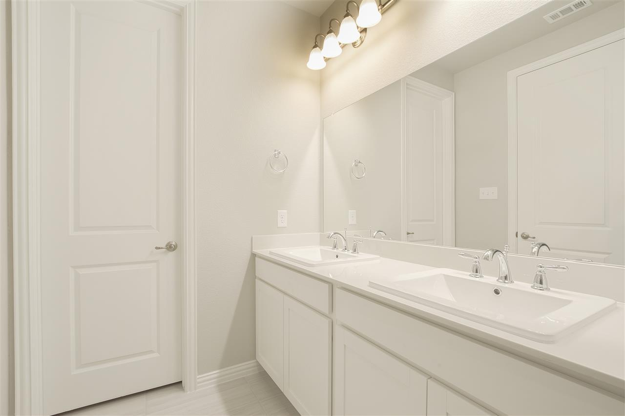Bathroom featured in the Northlake By Ashton Woods in Dallas, TX