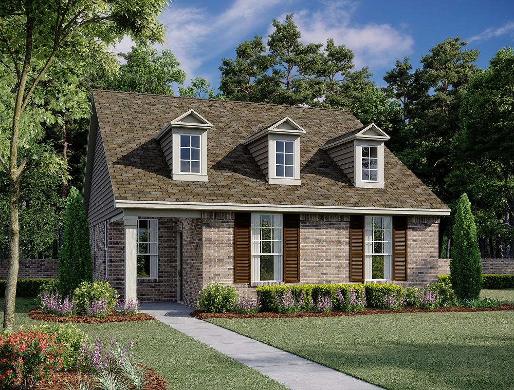 Exterior featured in the Austin By Ashton Woods in Dallas, TX