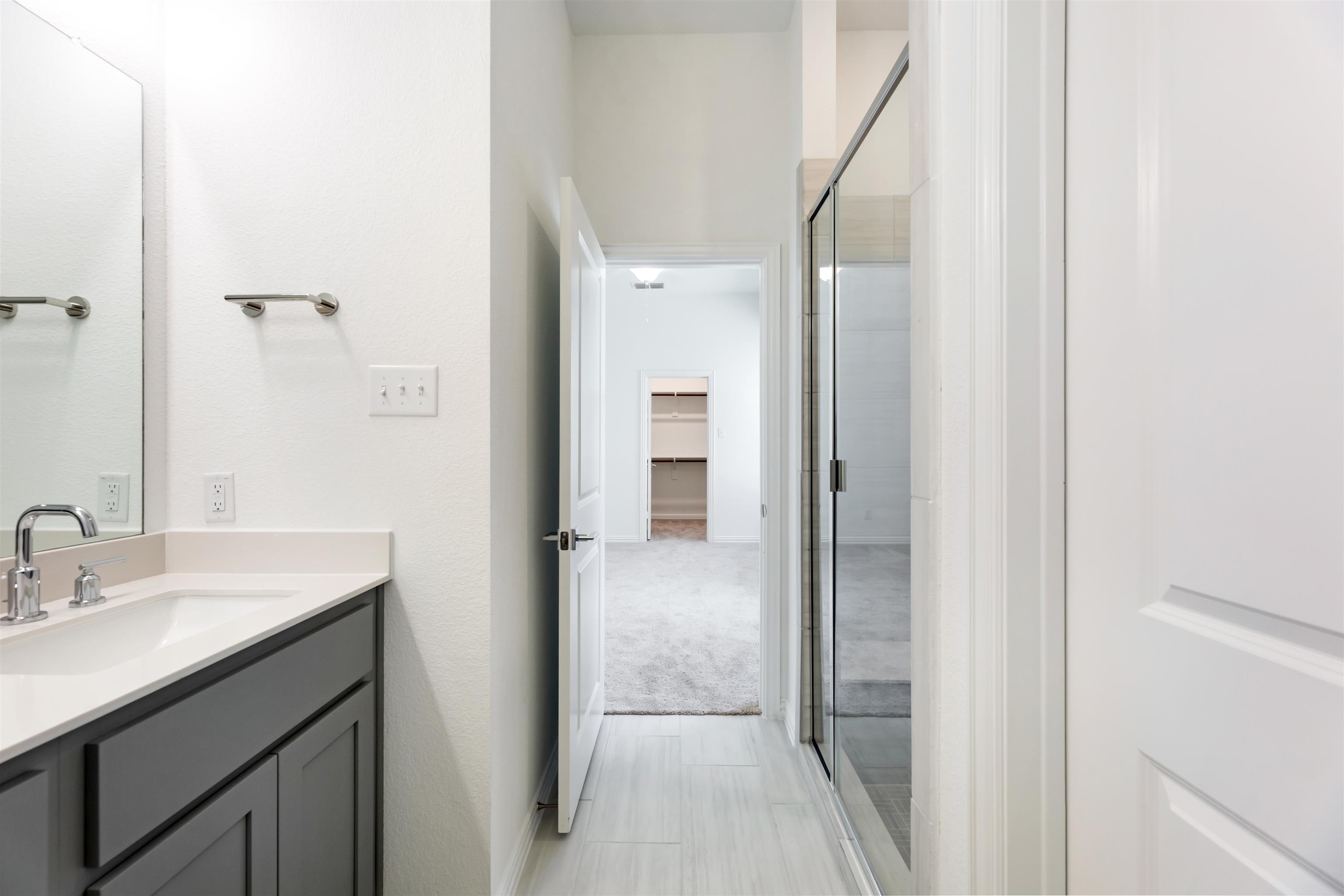 Bathroom featured in the Aubrey By Ashton Woods in Dallas, TX