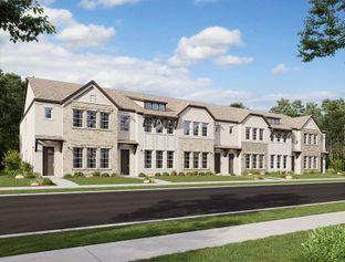 Belmont - Lexington Estates: Allen, Texas - Ashton Woods