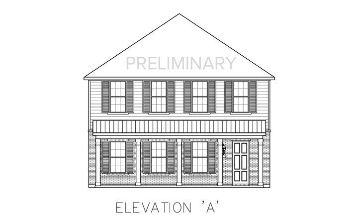 Exterior:Verde Elevation A