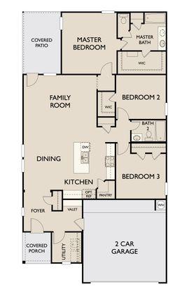 Floor Plan:Franklin First floor
