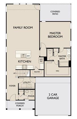 Floor Plan:Washington First Floor