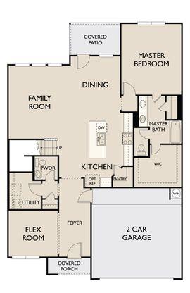 Floor Plan:Hayes 1st Floor