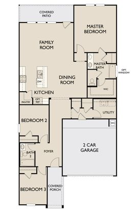 Floor Plan:Travis First Floor