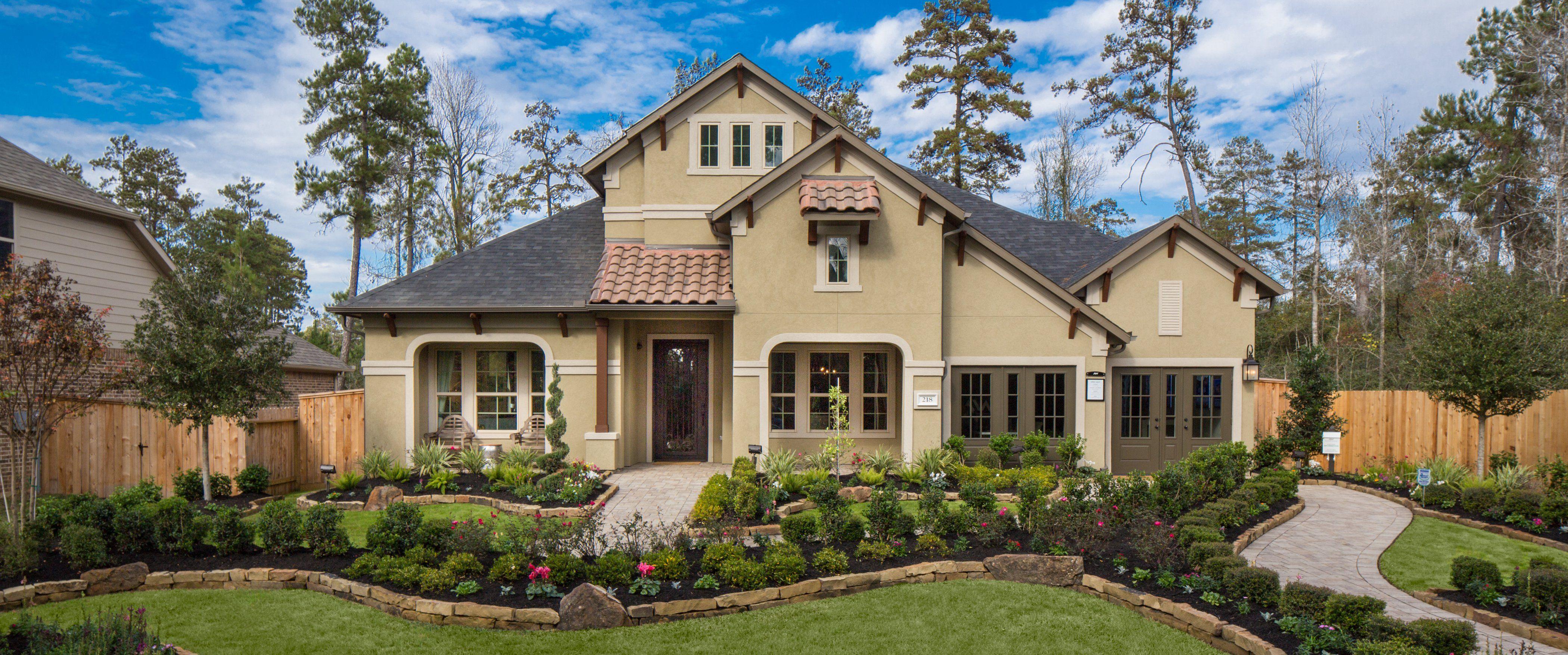 New Home Communities in 77070, Houston