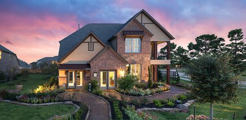 Creekside Ranch By Ashton Woods Homes In Houston Texas