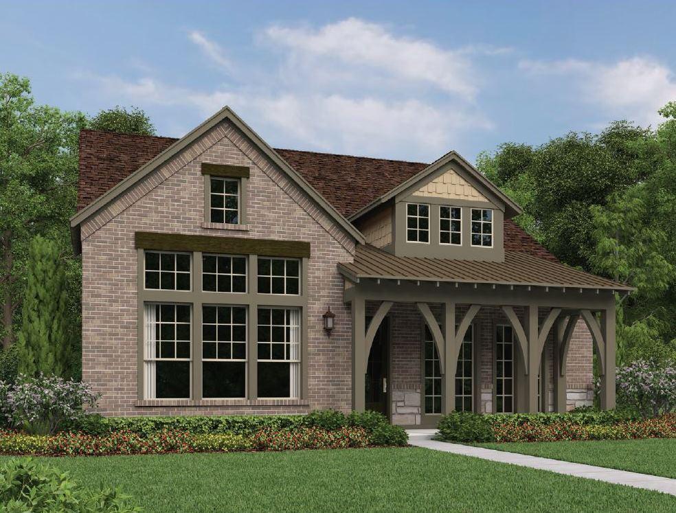 Ashton Woods Homes New Home Plans In Houston TX