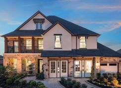 Christopher - Del Bello Lakes: Manvel, Texas - Ashton Woods