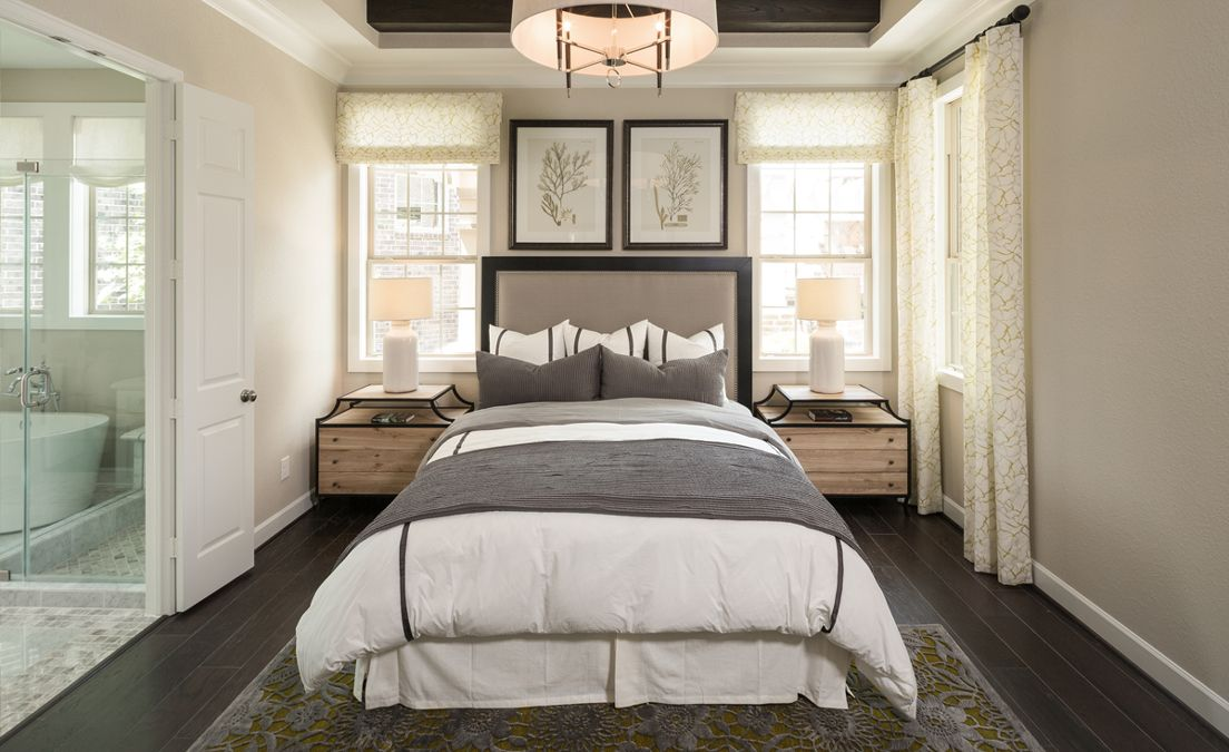 Bedroom featured in the Pisa II By Ashton Woods in Houston, TX